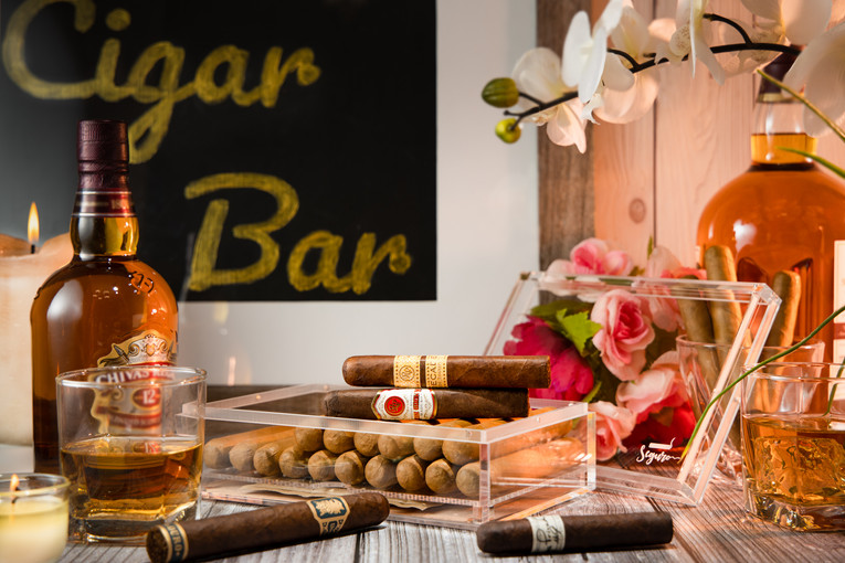 Amazon Listing Cigar Humidor