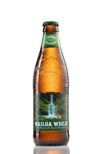Hawaii beer Wailua Wheat, E-Commerce /product photography in Honolulu
