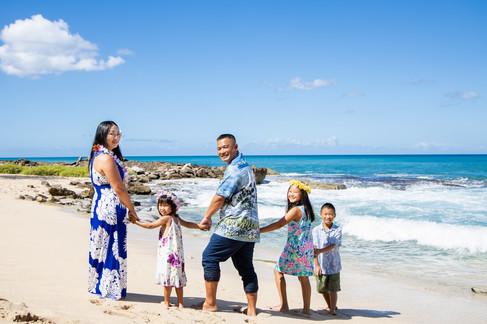 hawaii family photography ideas, Lanikuhonua Beach