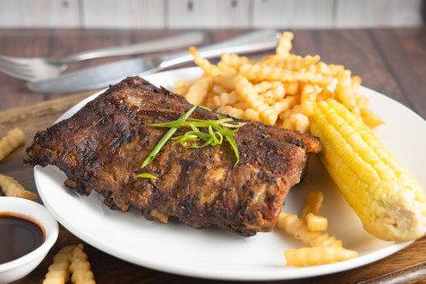 Bite Squad Food Photography.Dixie Baby-Back Ribs.jpg