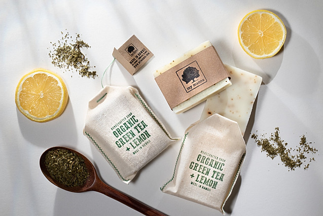 Made in Hawaii products: hand made soap