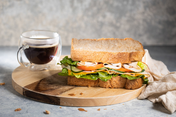 homemade sandwich , hawaii food & drink photography