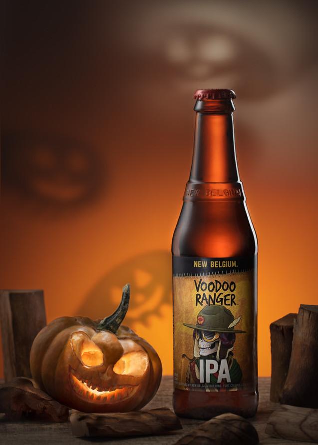 halloween beer, Voodoo Ranger IPA