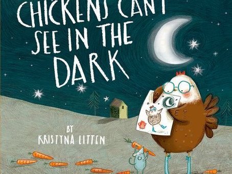 Story Time with Miss Ashbee - Chickens Can't See In The Dark