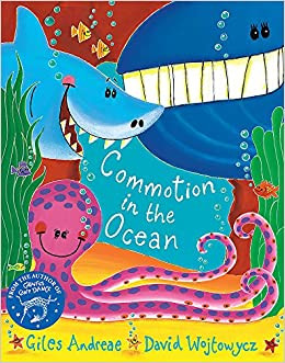 Story Time with Miss Ashbee - Commotion in the Ocean
