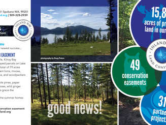 Lake Pend Oreille Land Protected
