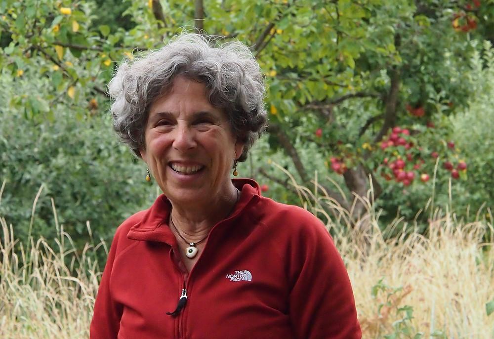 Easement donor Ellen Cantor