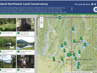 Have you seen our new story map?