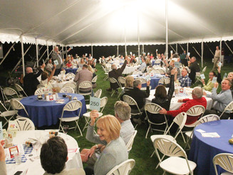 Over $42,000 raised at Appetite for Conservation