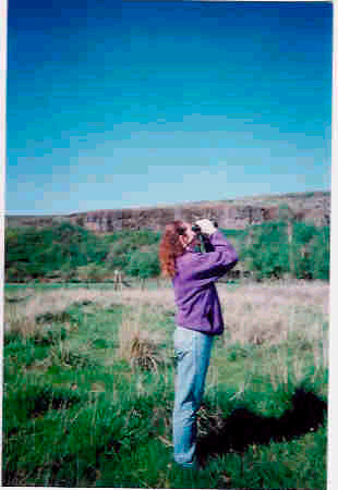 Heather Bateman was INLC's Conservation Manager from 1998-2002