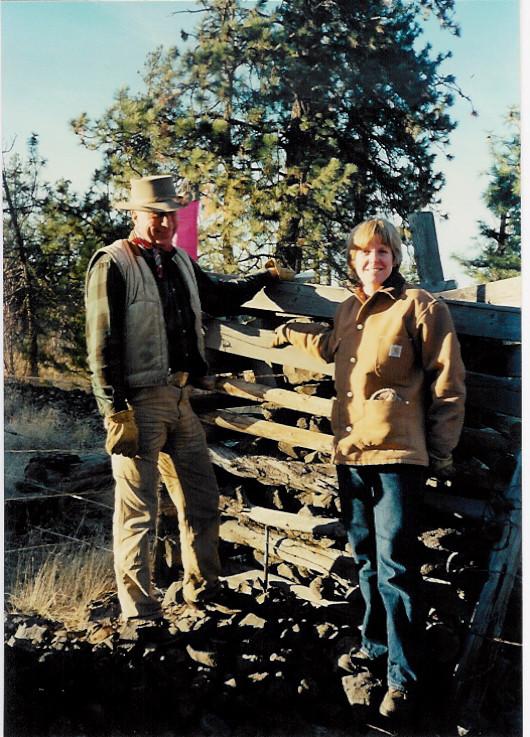 Craig Volosing and Karen Stevenson