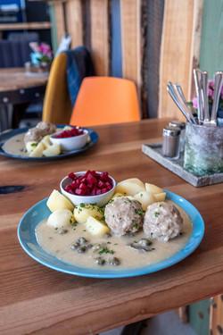 Mittagstisch - Königsberger Klopse