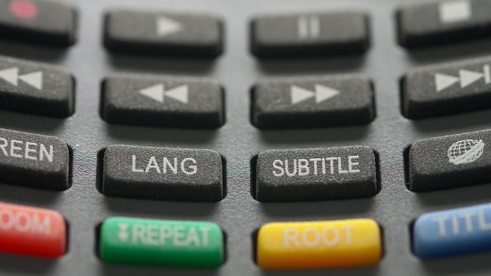 subtitles, audiovisual translation, sottotitolazione