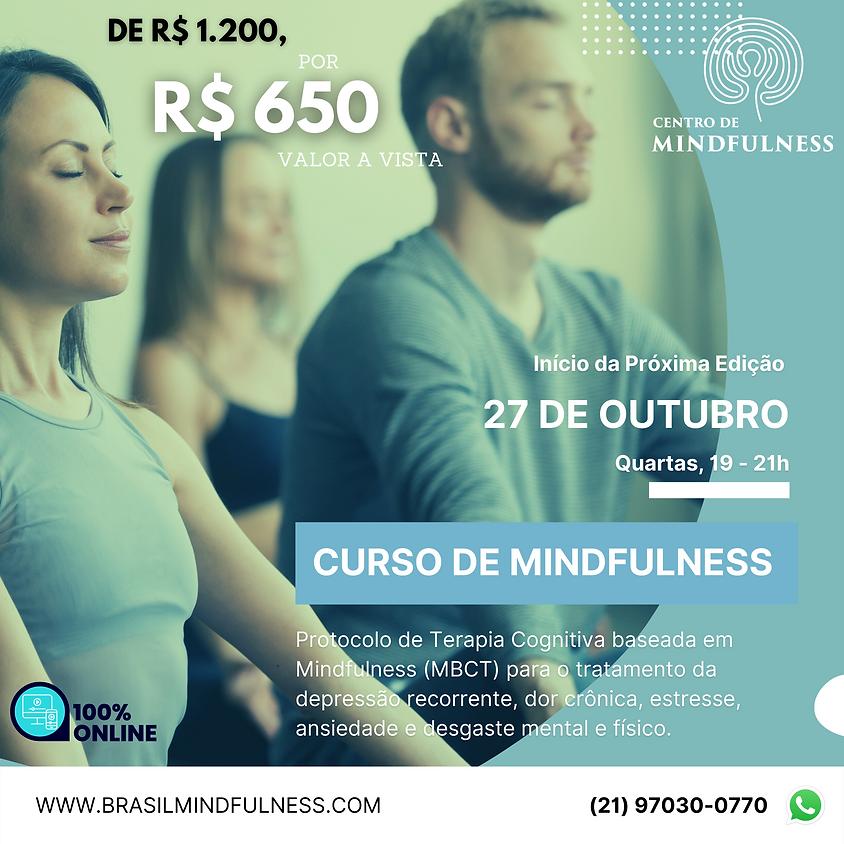 Curso de Mindfulness (Edição 117)