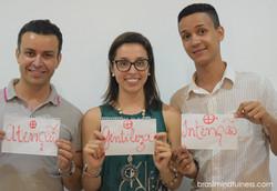 Equipe do Evento Aprofundamento em Mindfulness