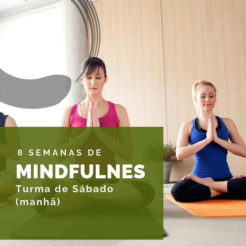 Curso de Mindfulness - 8 Semanas (Turma de sábado) Ed. 78