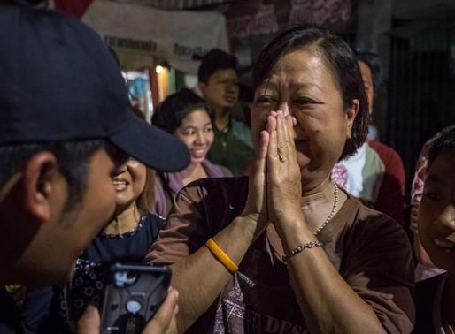 A Meditação ajudou as crianças tailandesas a sobreviverem dentro da caverna