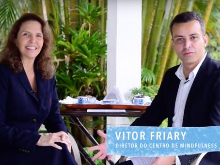 Mindfulness, Tratamento e Prevenção de Recaída com Vitor Friary e Dra. Analice Gigliotti