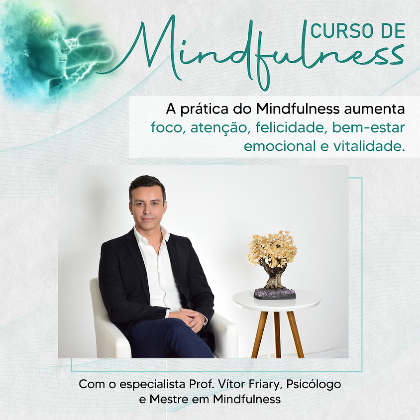 Curso de Mindfulness - 100% Online