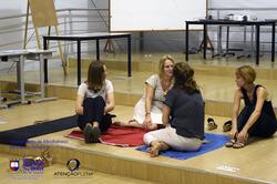 Treinamento de Mindfulness na Escola Britanica 2015 5