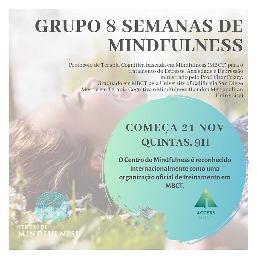 Curso de Mindfulness - 8 Semanas (Turma de Quinta) Ed. 84
