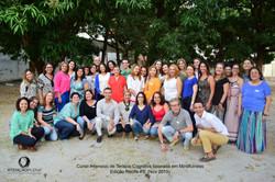 Turma do Curso Intensivo de Recife