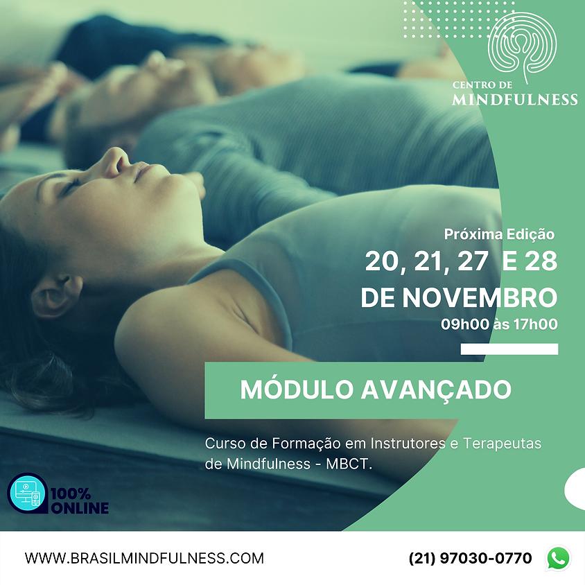 Formação Avançada de Terapeutas de Mindfulness - Ed. 06