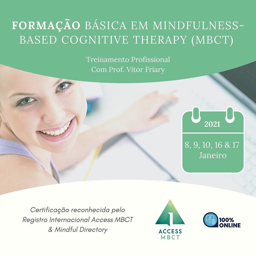Formação Básica de Terapeutas em Mindfulness-based Cognitive Therapy (MBCT) - Ed. 07