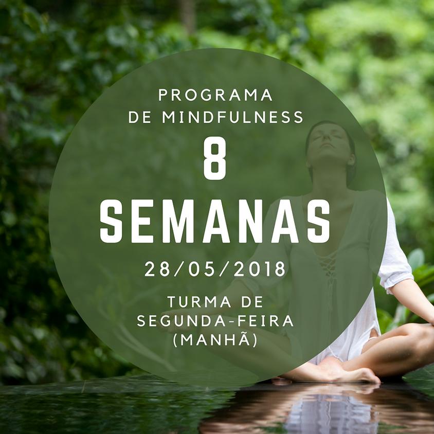 Curso de Mindfulness - 8 Semanas (Turma de Segunda-feira)
