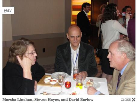 O que Prof. David Barlow diz sobre a Terapia de Aceitação e Compromisso (ACT)?