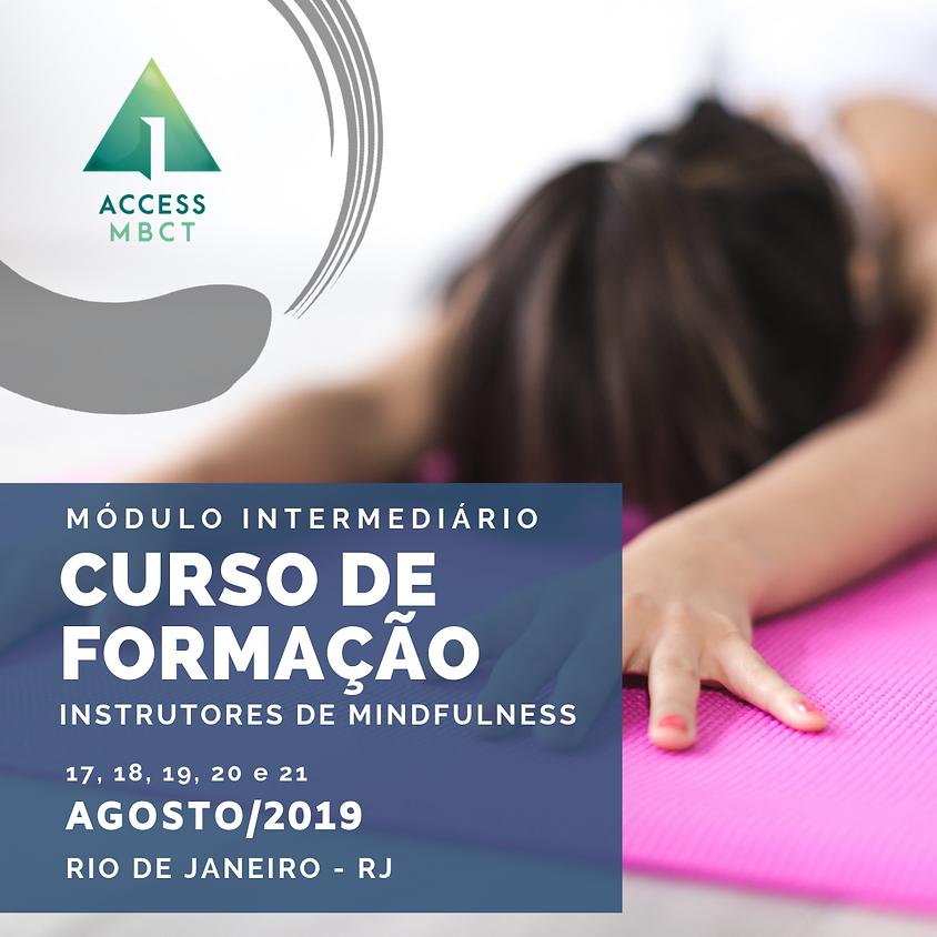 Curso de Formação de Instrutores de Mindfulness - Módulo Intermediário