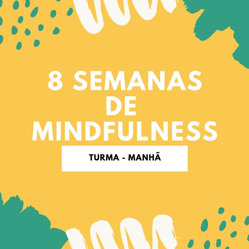 Curso de Mindfulness - 8 Semanas (Turma de Quarta- Manhã)