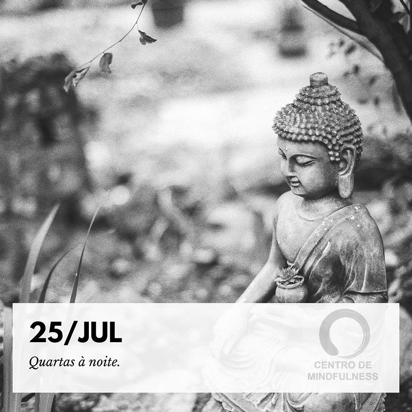 Curso de Mindfulness - 8 Semanas (Turma de Quarta-feira) Ed. 55