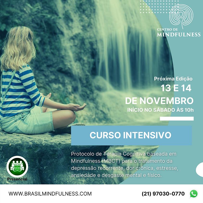 Curso Intensivo de Mindfulness - Ed 118 Presencial