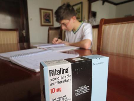 Ritalina está em falta nas farmácias: para onde foi a sua atenção?