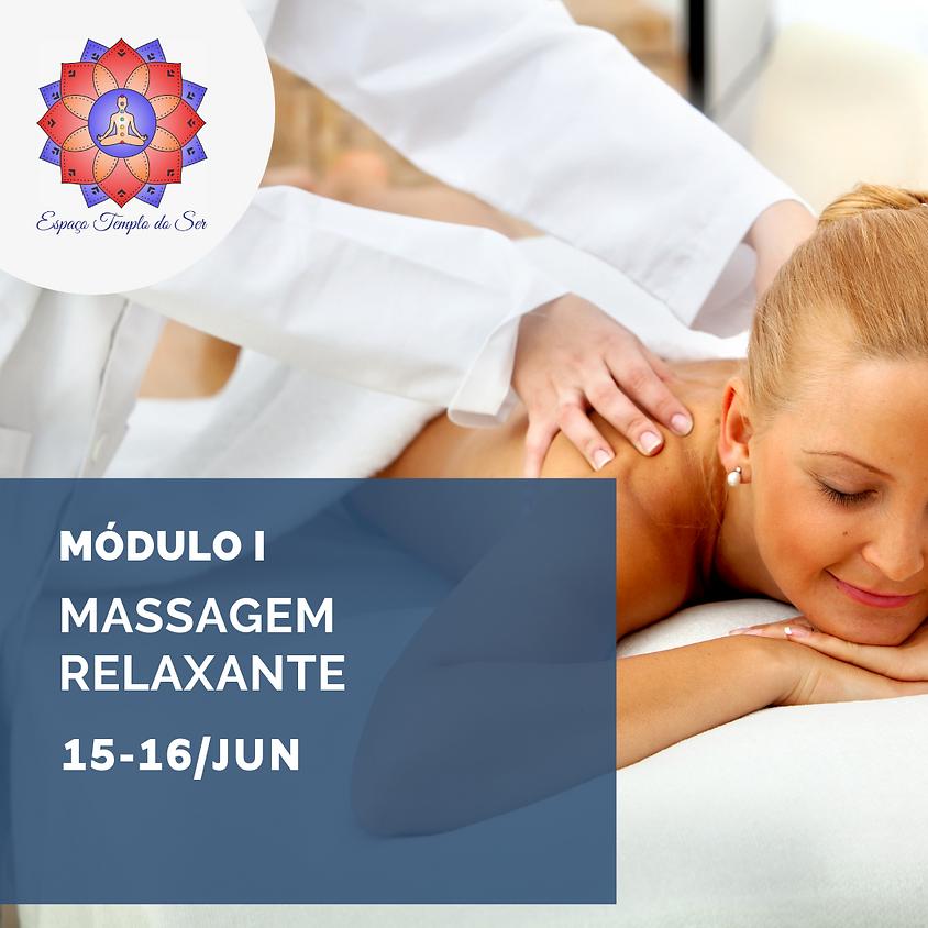 Módulo I - Massagem Relaxante - Técnicas de SPA