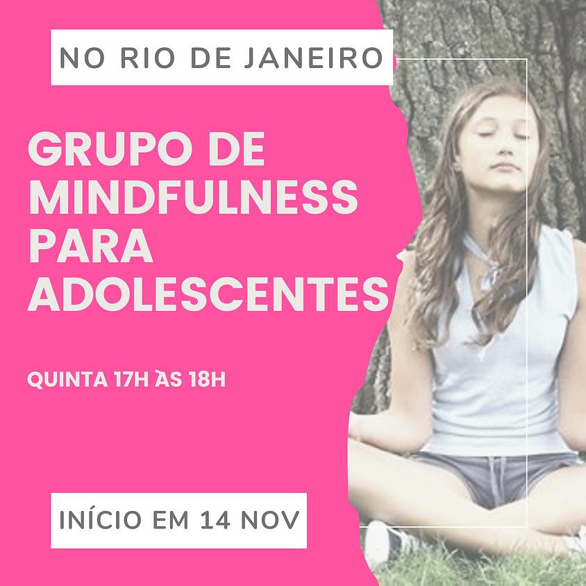 Grupo para Treinamento de Habilidades de Mindfulness e Inteligência Emocional para Adolescentes