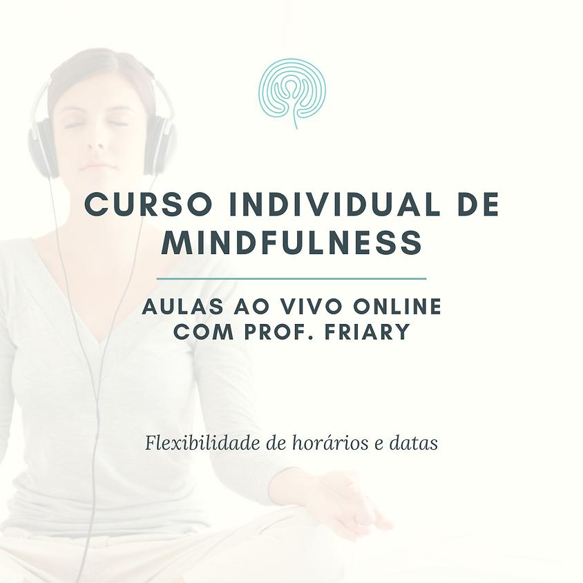 Curso de Mindfulness Individual