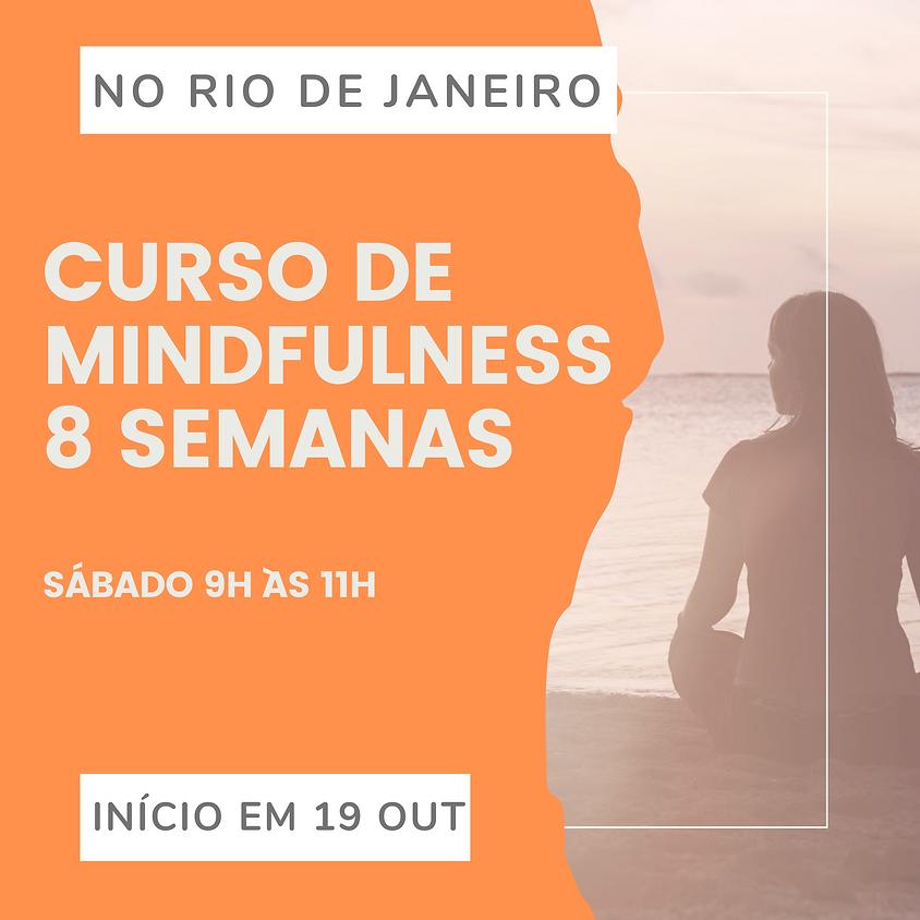 Curso de Mindfulness - 8 Semanas (Turma de sábado) Ed. 84