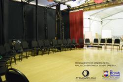 Treinamento de Mindfulness na Escola Britanica 2015 10