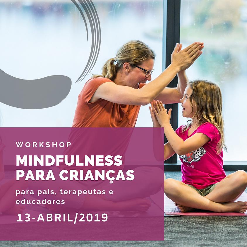 Workshop: Ensinando Mindfulness para Crianças e Jovens