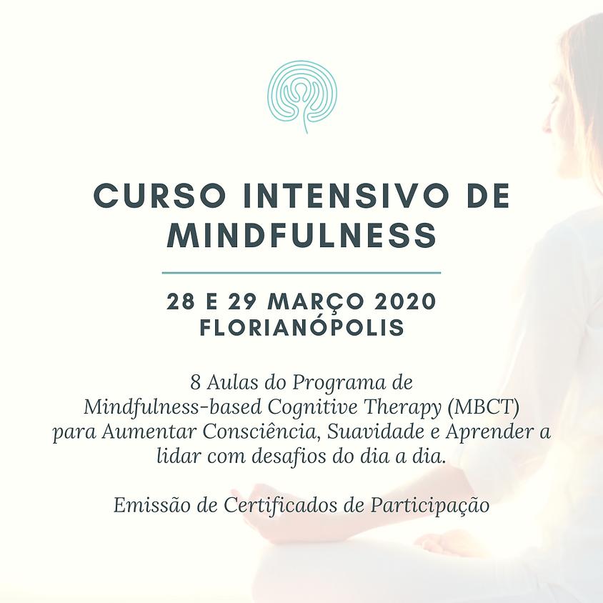 Curso Intensivo de Mindfulness em Florianópolis - Ed. 90