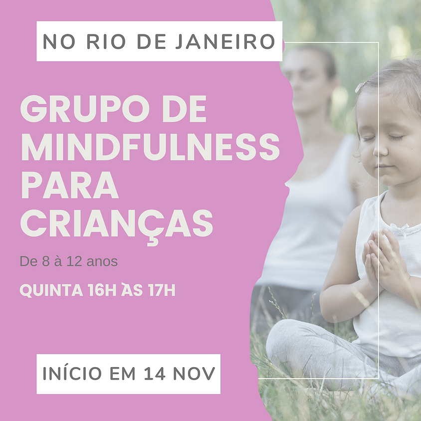 Grupo para Treinamento de Habilidades de Mindfulness e Inteligência Emocional para Crianças
