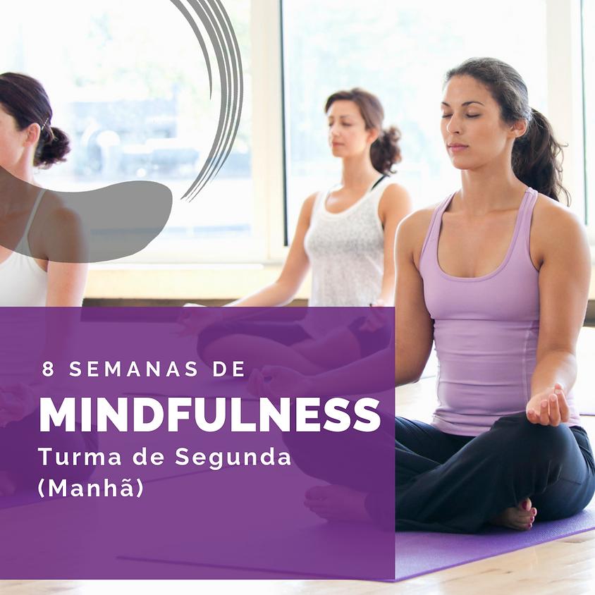 Curso de Mindfulness - 8 Semanas (Turma de Segunda - Manhã) Ed. 71