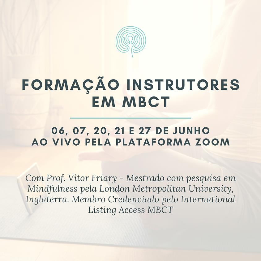 Formação de Instrutores de Mindfulness - Módulo Básico