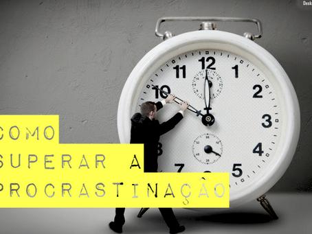 Você deixa para depois do carnaval para começar o ano novo? Sabe o que é procrastinação?