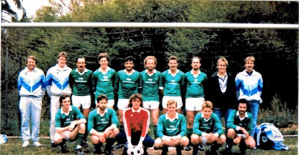 FSV Merkelbach 1987-88