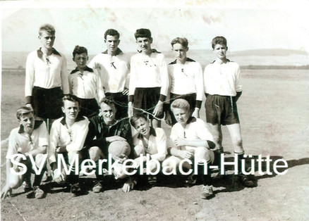 SV Merkelbach-Hütte 1960-61