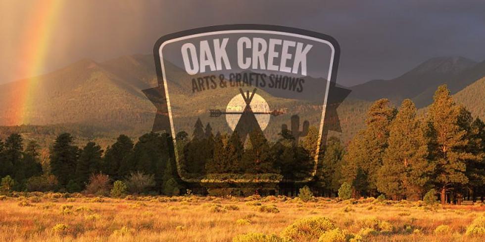 Oak Creek Arts and Crafts Show - Los Rosales