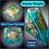 Thumbnail: Ocean Giza Pyramid - Small - 50mm-60mm